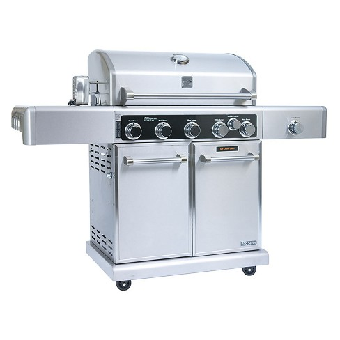 Kenmore Elite 5 Burner Gas Grill with Rotisserie Kit - PG40506SR - image 1 of 4
