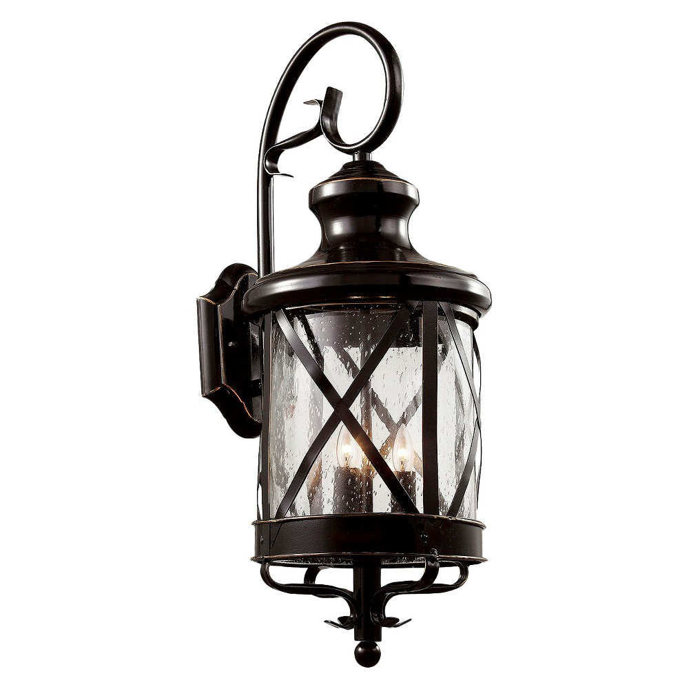 """Image of """"Tennessee 23"""""""" Outdoor Wall Light in Bronze"""""""