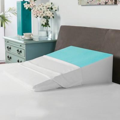 SensorPEDIC Memory Foam Support Bed Wedge with Gel Coating