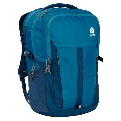 Sierra Designs 19.69'' Sonora Pass 27L Daypack - Blue