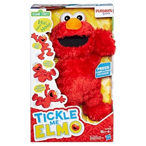 Playskool Friends Sesame Street Tickle Me Elmo Target