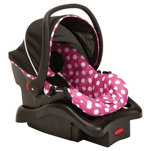 Disney Light 'N Comfy Luxe Infant Car Seat - image 1 of 4
