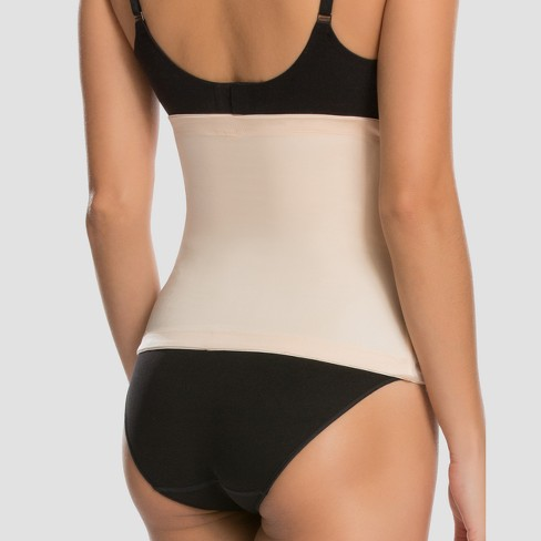 a5466f3a0a Assets® By Spanx® Women s Shaping Micro Waist Cincher - Nude L   Target