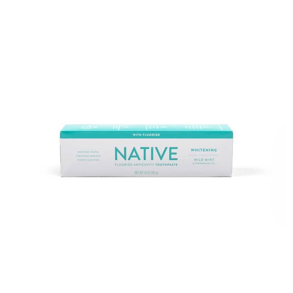Image of Native Whitening Toothpaste