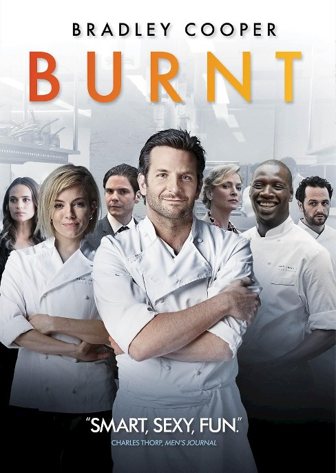 Burnt (DVD) - image 1 of 1