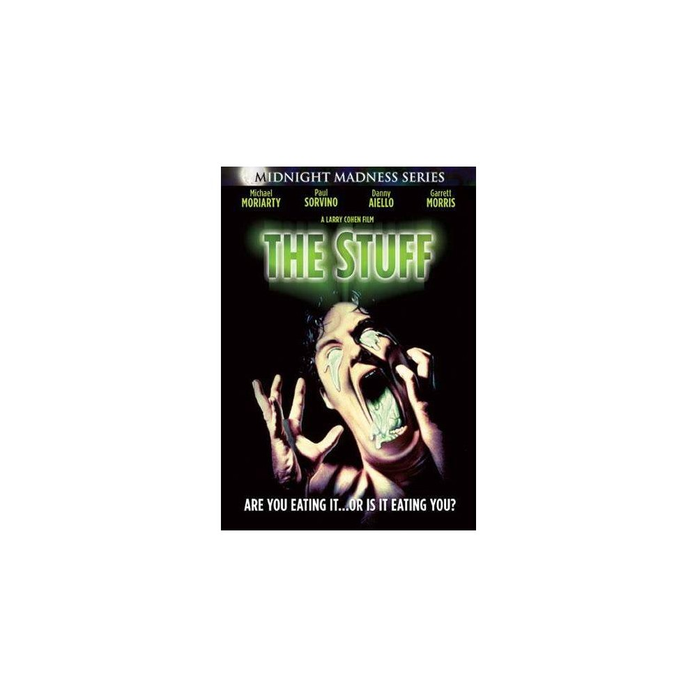 The Stuff Dvd
