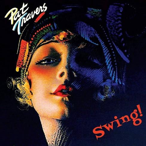 Pat Travers - Swing! (CD) - image 1 of 1