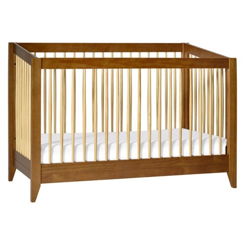Babyletto Sprout 4-in-1 Convertible Crib with Toddler Bed Conversion Kit - image 1 of 4
