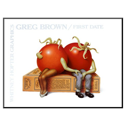 Art.com - First Date by Greg Brown - Mounted Print - image 1 of 1