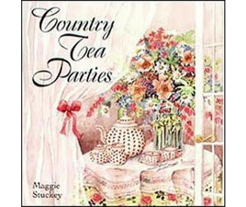 Country Tea Parties (Hardcover) - image 1 of 1