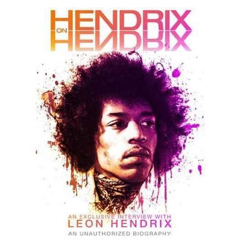 Hendrix on Hendrix (DVD) - image 1 of 1