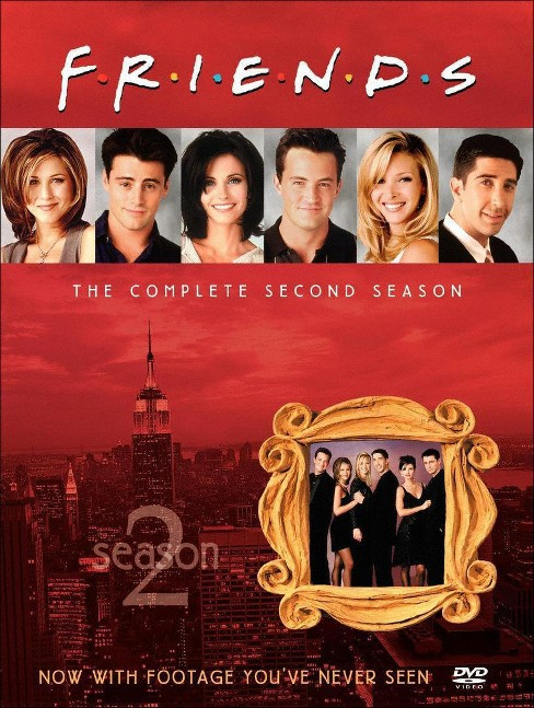 Friends: The Complete Second Season [4 Discs] - image 1 of 1