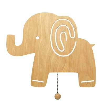 Lambs & Ivy Signature Elephant Light Up Wall Decor/Wall Hanging