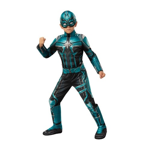 Boys' Captain Marvel Yon Rogg Deluxe Halloween Costume - image 1 of 1
