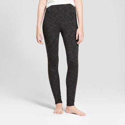 Women's High Waist Leggings - Mossimo Supply Co.™ Charcoal L