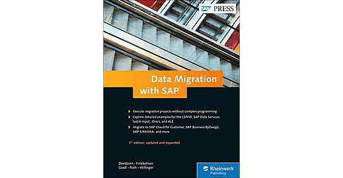 Data Migration With SAP (Hardcover) (Frank Densborn) - image 1 of 1