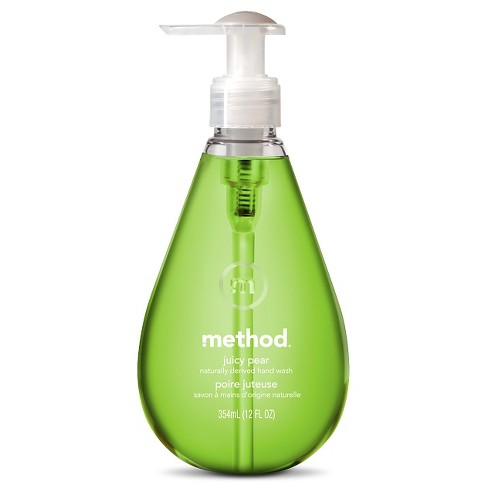 method gel hand wash juicy pear 12oz - image 1 of 2
