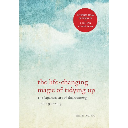 Image result for life changing magic of tidying up cover