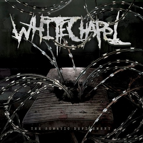 Whitechapel - Somatic defilement (CD) - image 1 of 1