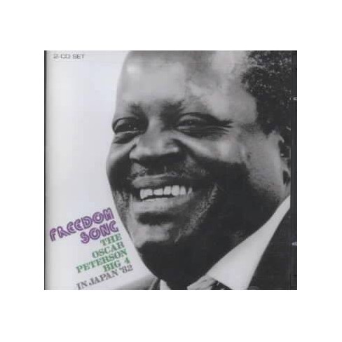 Oscar Peterson - Freedom Song-Oscar Peterson Big 4 in (CD) - image 1 of 1
