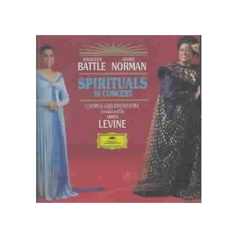 Traditional; Levine - Spirituals in Concert / Battle, Norman, Levine, et al (CD) - image 1 of 1