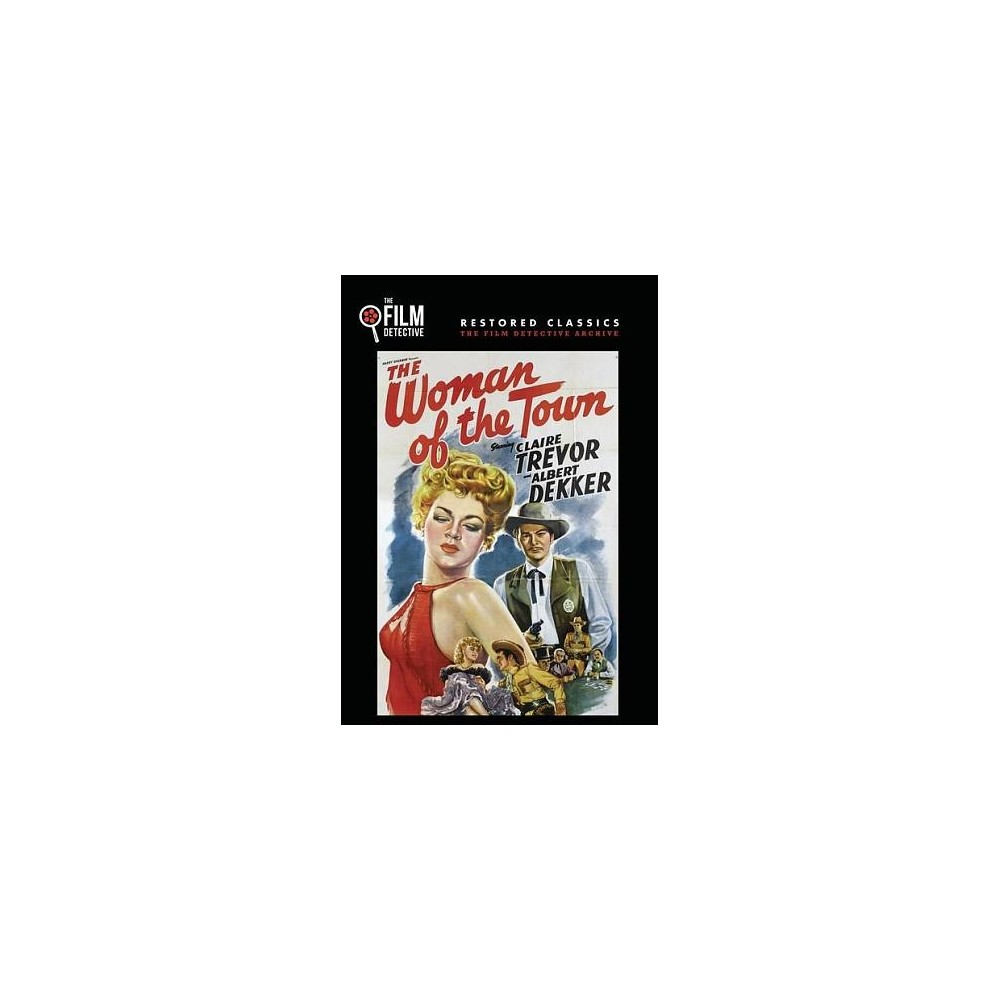 Woman Of The Town (Dvd), Movies