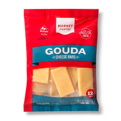 Gouda Cheese Snack Bars - 9oz - Market Pantry™ - image 1 of 1
