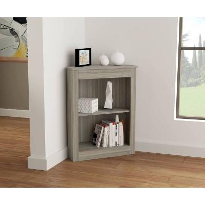 Two Level Corner Bookshelf - Inval