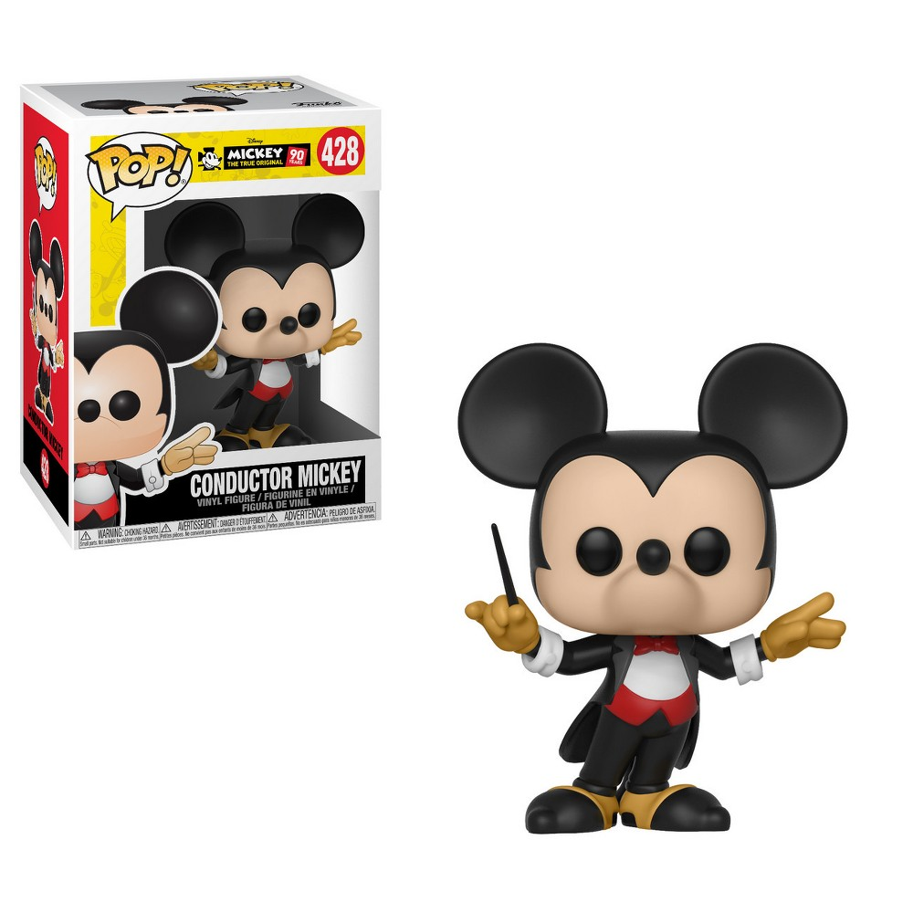Pop! Disney: Mickey's 90th - Conductor Mickey