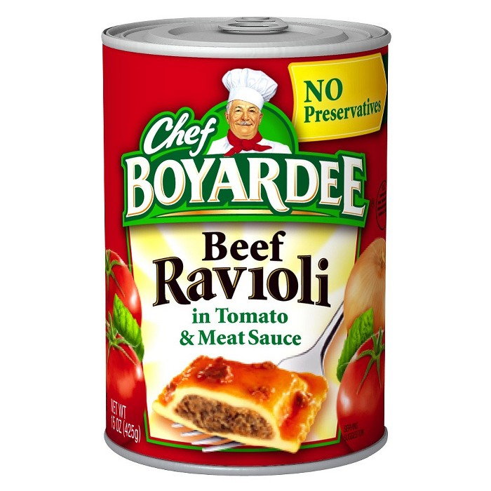 Chef Boyardee Beef Ravioli 15 oz - image 1 of 1