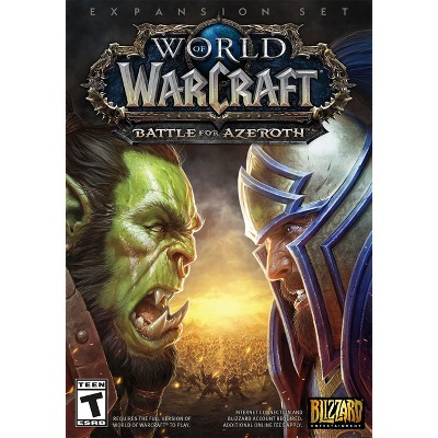 World of Warcraft: Battle for Azeroth - PC Game