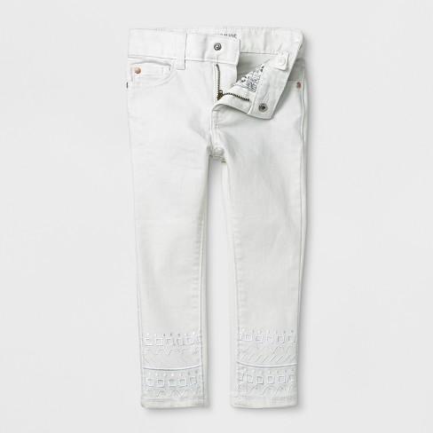c0638f0e9 Toddler Girls' Genuine Kids® from OshKosh Skinny Jeans - Fresh White. Shop  all Genuine Kids from OshKosh