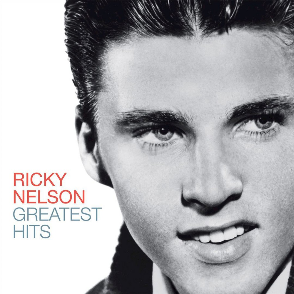 Ricky Nelson - Greatest Hits (Capitol 2005) (CD)