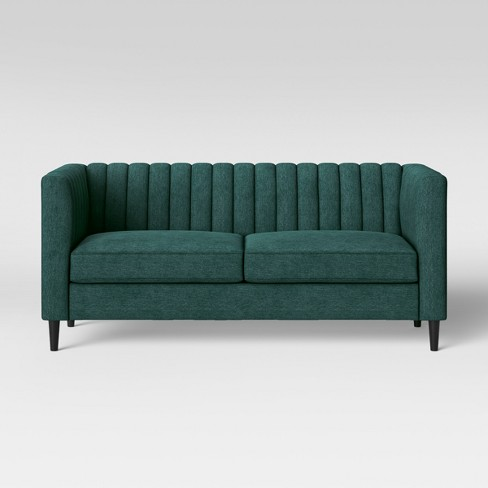 71 Calais Sofa With Channel Tufting Project 62