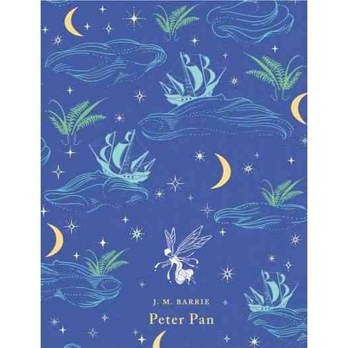 Peter Pan - Reissue (Puffin Classics) by J. M. Barrie (Hardcover ...