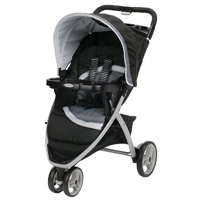 Graco® Pace Click Connect Stroller - Licorice