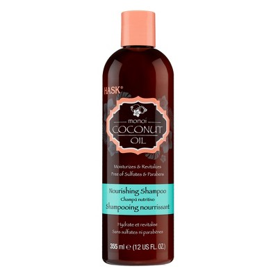 Shampoo & Conditioner: Hask Monoi Coconut Oil Nourishing