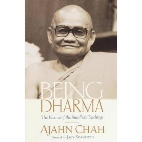 Being Dharma - by  Ajahn Chah (Paperback) - image 1 of 1