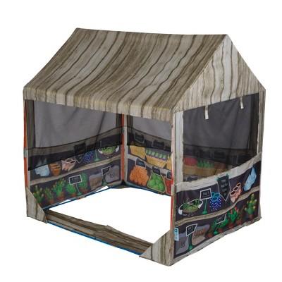 "Pacific Play Tents Farm Fresh Kids Play House Tent 48"" x 38"""