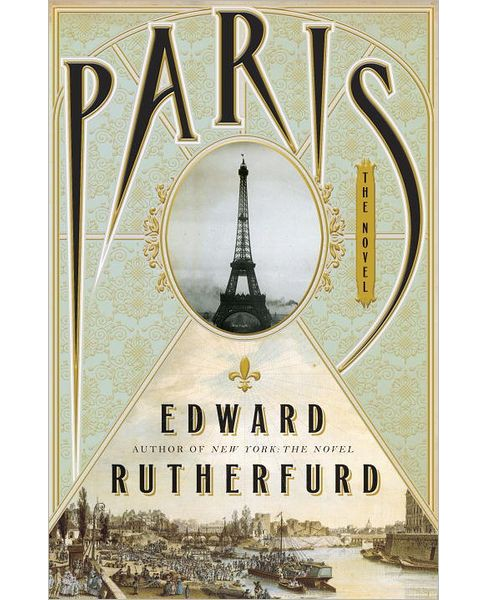Paris (Hardcover) by Edward Rutherfurd - image 1 of 1