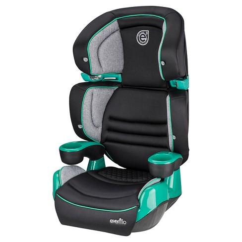 Evenflo® Procomfort Right Fit Belt -Positioning Booster Car Seat - Sullivan - image 1 of 12