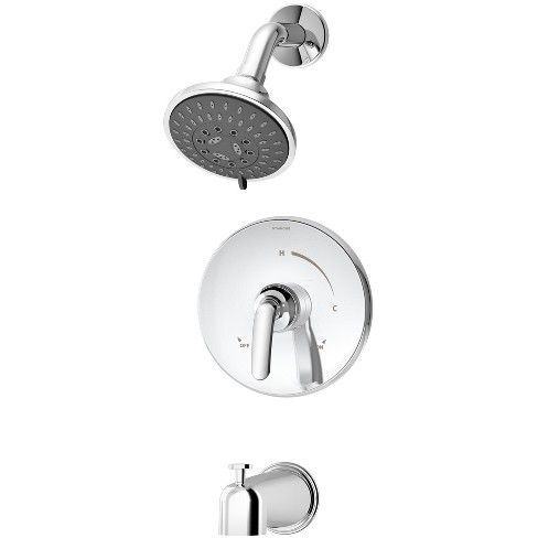 Symmons 5502-1.5-TRM Elm Tub and Shower Trim Only Package - image 1 of 3