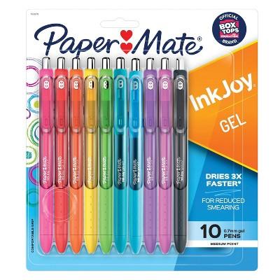 Paper Mate Ink Joy Gel Pens .7mm Multicolor
