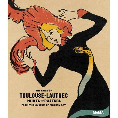 The Paris of Toulouse-Lautrec - (Mixed Media Product)