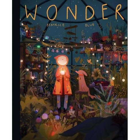 Wonder - by  Beatrice Blue (Hardcover) - image 1 of 1