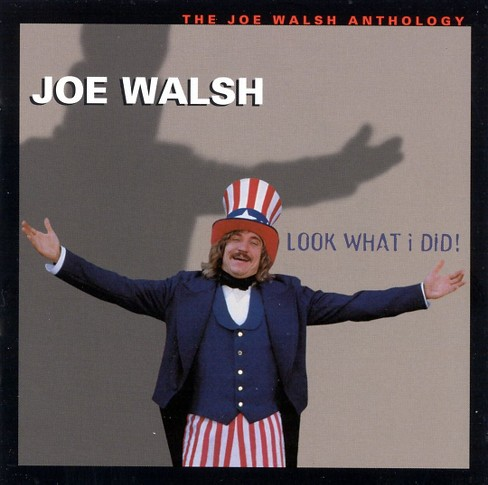 Joe walsh - Look what i did:Anthology (CD) - image 1 of 4