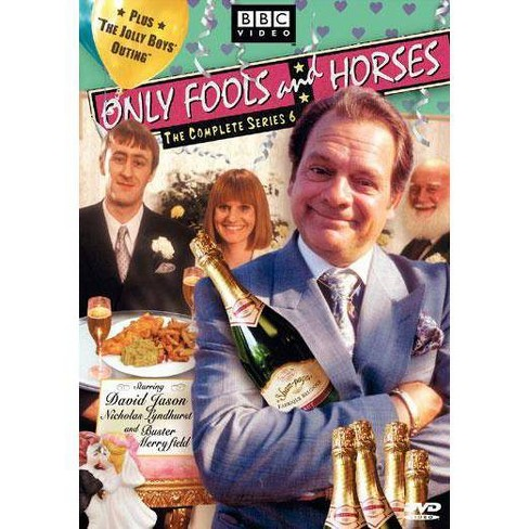 Only Fools & Horses: The Complete Series 6 (DVD) - image 1 of 1
