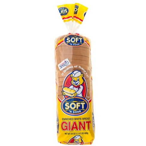 Soft N Good Giant White Bread - 24oz - image 1 of 1