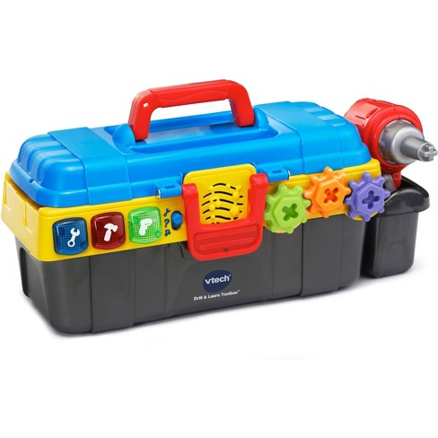 Vtech Drill And Learn Toolbox Target