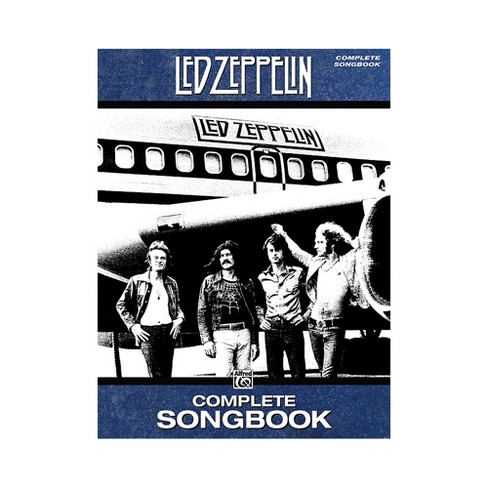 Alfred Led Zeppelin Complete Songbook - image 1 of 1